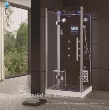 K-710 ozonador sala de ducha de vapor claro vidrio sala de vapor de una persona