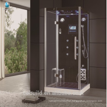 K-710 ozonator steam shower room clear glass one person steam room