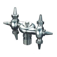 Sanitary Stainless Steel Threaded Rotary Cleaning Ball