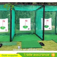 Golf barato y clásico que golpea red / golf que golpea la jaula / redes de práctica de golf