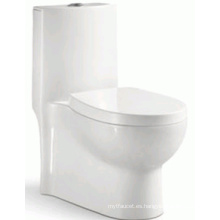 Sanitarios Cuarto de baño Sifón WC de una pieza para el mercado de Brasil (6211)