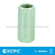Serie KAM Compruebe válvula-válvula reguladora de caudal válvula de una manera