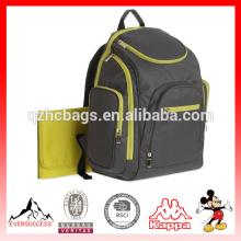 Sacs à couches multifonctions de haute qualité sac sac à dos sac à couches
