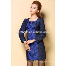 Vestidos casuais de inverno para mulheres Vestidos de inverno quentes de inverno vintage Alibaba China 2015 Outono