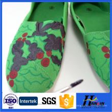 Bedruckte Baumwoll-Segeltuch-Schuhgewebe