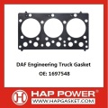 DAF Engineering Truck Dichtung 1697548