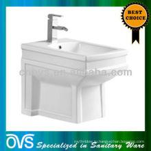 керамические ванная комната с биде смеситель одной отверстие Деталя:A5012