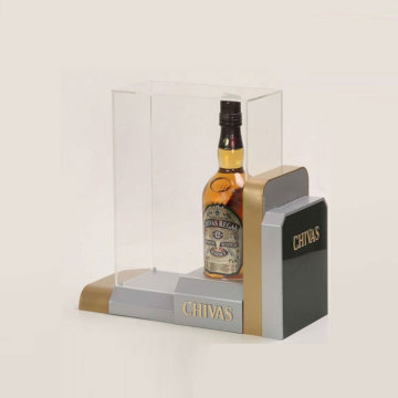 Partihandel anpassade akryl vin display box