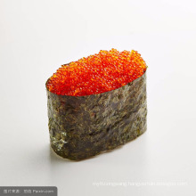 Japanese food frozen seasoned canned flying fish roe tobiko