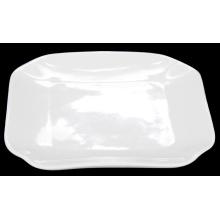Высококачественная элегантная фарфоровая тарелка для посуды