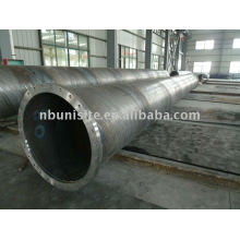 with or without flanges spiral welded pipe(USB-2-015)