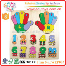 2015 New Hot Sale Handmade Kids Toys Wooden Puzzle Game