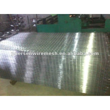 High quality 1x2m Electro galvanized welded wire mesh