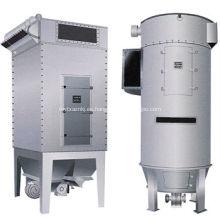 Maquinaria de filtro de polvo MC Series Plus con bolsa de tela