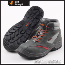 Industrial Leather Safety Shoes with Steel Toecap (SN5145)