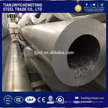 Parede grossa 6061 t6 tubo de alumínio anodizado / 6061 tubo de alumínio