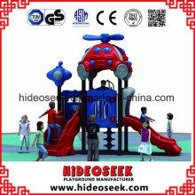 Kinderunterhaltungs-Plastikim freienspielplatz