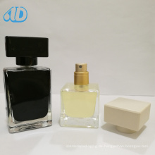 Ad-P230 Farbe Quadrat Parfüm Glasflasche 25ml