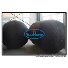 Garde-boue pneumatique en caoutchouc pneumatique gonflable