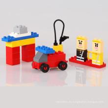 23 UNIDS ABS Building Block DIY Toy