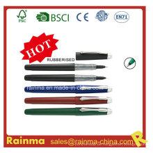 Flüssiger Tintenstift mit Rubber Finish Barrel