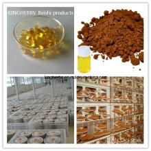 Reishi Spore Polvo / Aceite / Softgel
