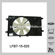 Auto ventilador de radiador para Mazda 5 CR LFB7-15-025 LFB7-15-025B