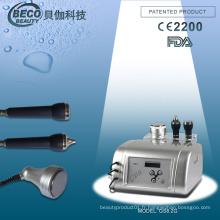 Équipement de salon de perte de poids et d'amaigrissement de la Machine de beauté de cavitation (GS8.2G)