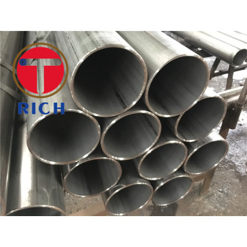 Welded Steel Tubes EN10217-1 P195TR1 P235TR1 P265TR1 for Pressure Purposes