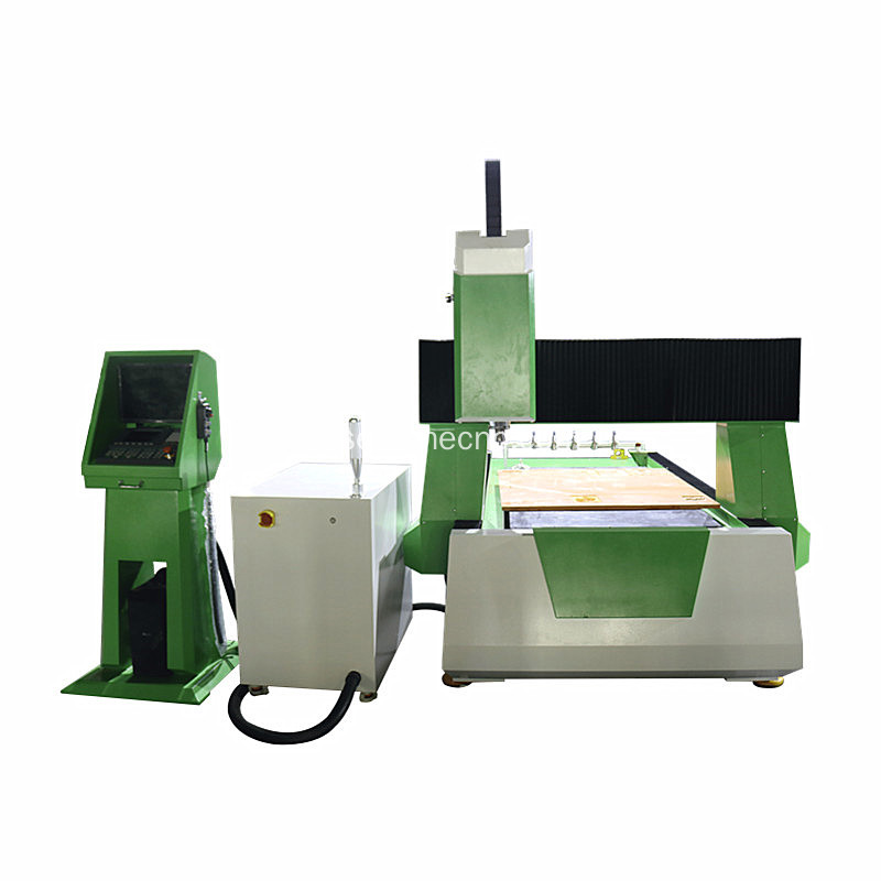 Stone Cutting Machine 7.5KW Granite Marble CNC