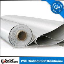 Анти-УФ гараж PVC Водоустойчивая лист/ кровельный материал с ISO (синий)