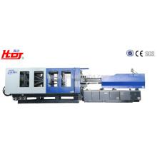Servo motor máquina de moldeo por inyección de plástico precio HDJS658TONS