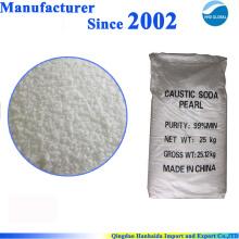 China fabricar fornecimento de alta qualidade de soda cáustica 99%