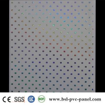 20cm 7mm 7.5mm 8mm Laser Hotstamp PVC Panel PVC Ceiling