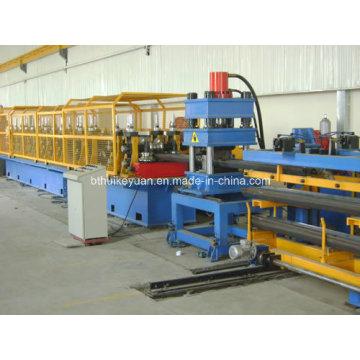 Advanced Technical Highway Guardrail Umformmaschine Vollständige Automatisierung