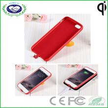 Ture Leather Luxury Personality Wireless Receiver Case for iPhone6