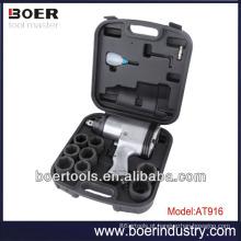 """Air Tool Kit 13pcs 3/4 """"kit de chave de impacto de ar"""