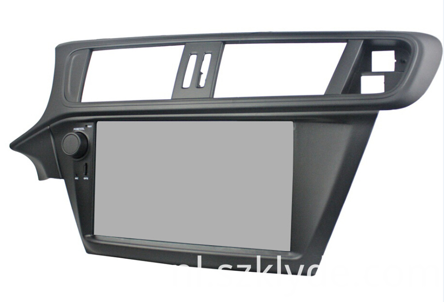 7.1 System Car Audio For Citroen