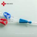 ANES MED Brand Double Lumen Hemodialysis Catheter Kit