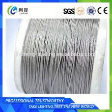 Producción De Cables De Alambre Productos De 1x19 1.5mm