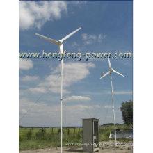 600W/3Kw machen Sie Ihren eigenen Mini Windgenerator Wind Turbine
