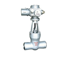 Electric Actuated Gate Valve
