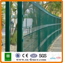 Cerca de acero del metal cerca el panel de la cerca del metal