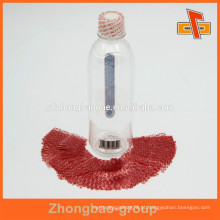 300ml / 500ml / 1L / garrafa de água de 5 galões selo etiqueta de selo com design personalizado