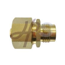 raccord en laiton de haute qualité PEX-AL-PEX G1 / 2 16x2 type lourd