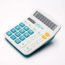 Calculadora empresarial pequeño blanco