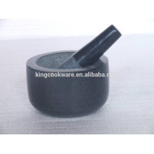 hot sale grinding mortar and pestle marble/granite stone