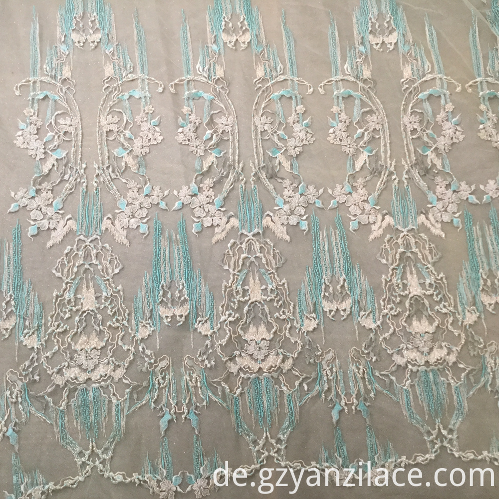 Handmade Crystal Fabric