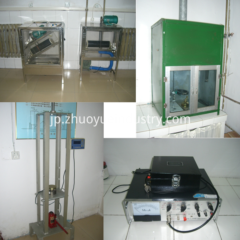 Conveyor Roller Inspection Equipment