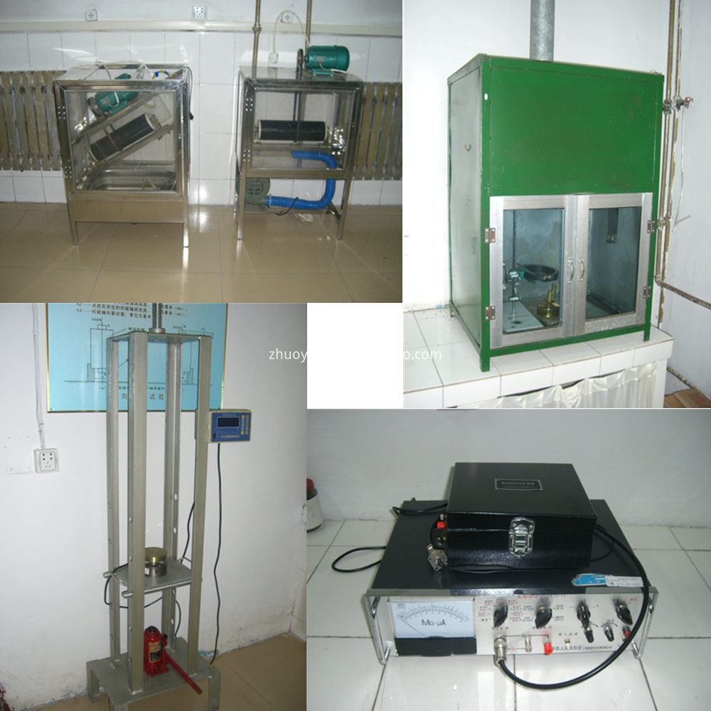 Conveyor Roller Inspection Equipment